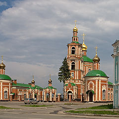 "photo ""Yoshkar-Ola. Voskresenskaia church"""