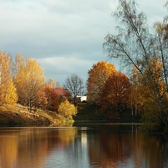 """фото """"Просто Осень. Золотая."""""""