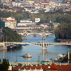 """photo """"Prague from above"""""""