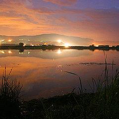 """фото """"Ночь на реке"""""""