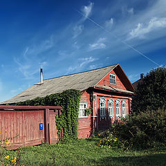 "photo ""Little House in the Country"""