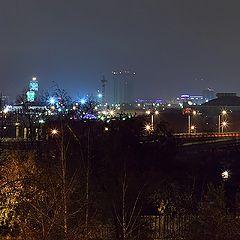 """фото """"Ночь осенняя"""""""