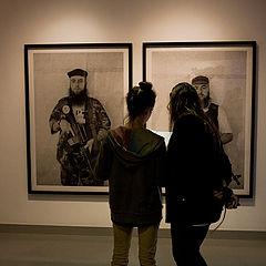 """фото """"В политическом музее."""""""
