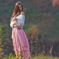 """photo """"Girl-Autumn."""""""