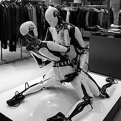 """photo """"Kamasutra for robots!)))"""""""