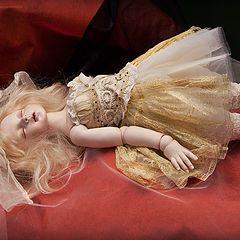 """photo """"Sleeping doll"""""""