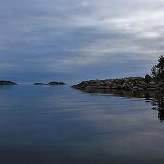 """photo """"lake Ladoga"""""""