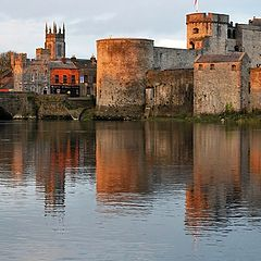 "фото ""Limerick twilight"""
