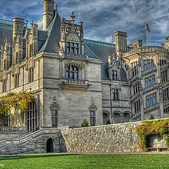 "photo ""Biltmore House"""