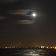 """фото """"Bright moon"""""""