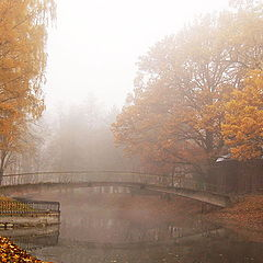 """фото """"Утренний  туман"""""""