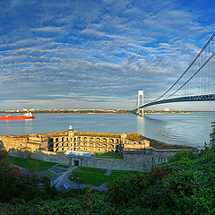 "фото ""Battery Weed at Fort Wadsworth"""