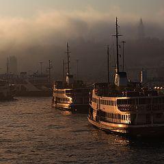 """photo """"foggy city"""""""