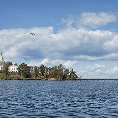 "photo ""Valaam Island. Chapel of St. Nicholas"""