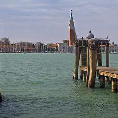 """фото """"утро в Венеции"""""""