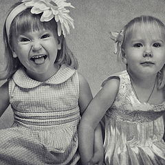 """фото """"Девушки бывают разные"""""""