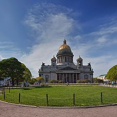 "photo ""St.Petersburg. St. Isaac's Cathedral."""