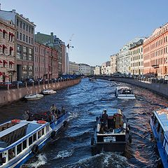 "photo ""St. Petersburg's canals"""