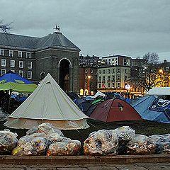 """photo """"Occupy Bristol."""""""