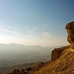 "фото ""Мицпе Рамон. Большой кратер."""