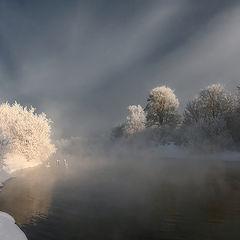 """фото """"Морозный свет"""""""