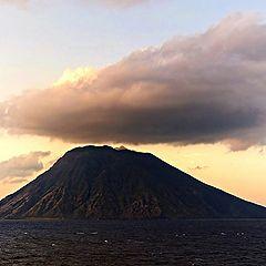 """фото """"Volcanic Island of Stromboli"""""""