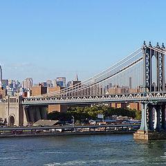 "photo ""Manhattan bridge"""