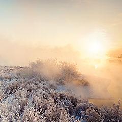 """фото """"Winter sunrise 2"""""""