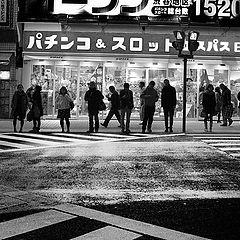 """фото """"Rhythms of Tokyo"""""""