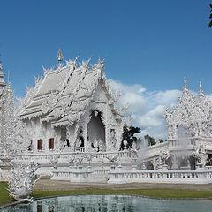 "фото ""Белый храм"""
