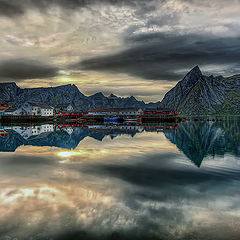 "photo ""Hamnøy Lofoten, Norway"""