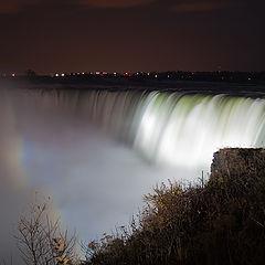 "фото ""Niagara by night"""