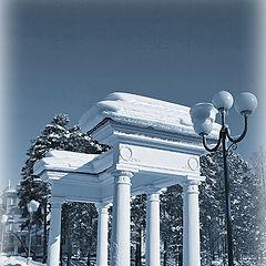 "фото ""Зимний парк"""
