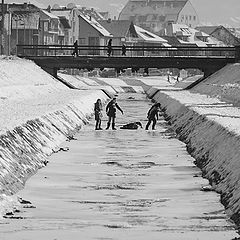 "фото ""Ice age"""