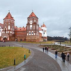 "фото ""Мирский замок"""