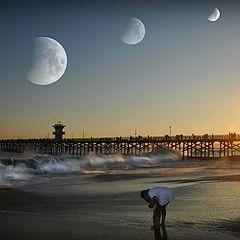"photo """" Lunar Tides """""