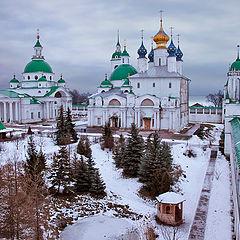 """фото """"Спасо-Яковлевский монастырь"""""""