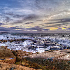 "фото ""Winter by the sea....."""