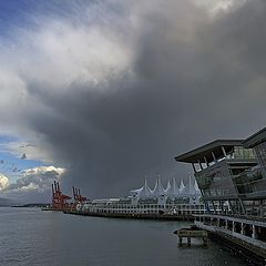 "фото ""A passing storm"""