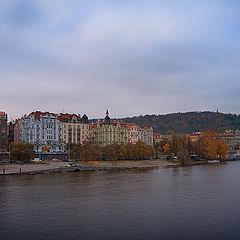 "фото ""Прага осенью"""