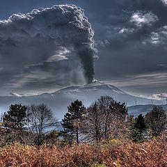 "фото ""Etna (Sicily)"""