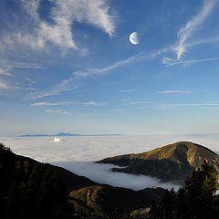 """photo """"Mountain Dawn."""""""