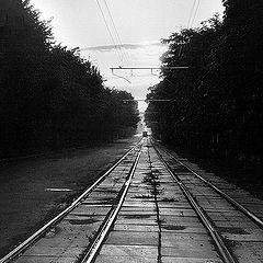 "фото ""Утро. Пятигорск. 1985г."""