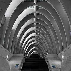 "photo ""Liège-Guillemins"""