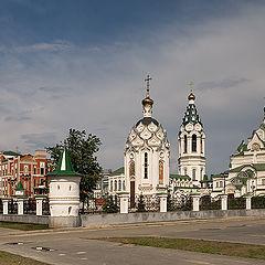 "photo ""Ioshkar-Ola. Troitskaya's church"""