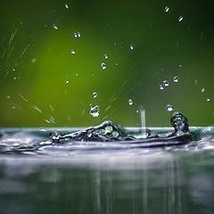 """photo """"Rain Dance"""""""