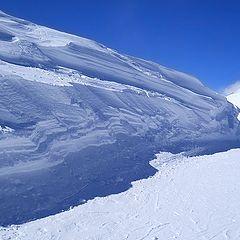 "photo ""Snow-bank"""