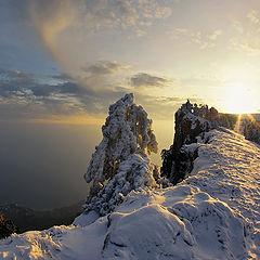 """фото """"Зима на Ай-Петри"""""""