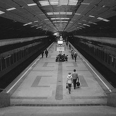 "фото ""Станция Березовая роща"""