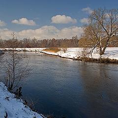 """photo """"Pekhorka-river"""""""